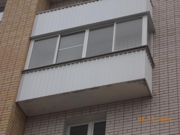 Как сделать балкон теплым?
