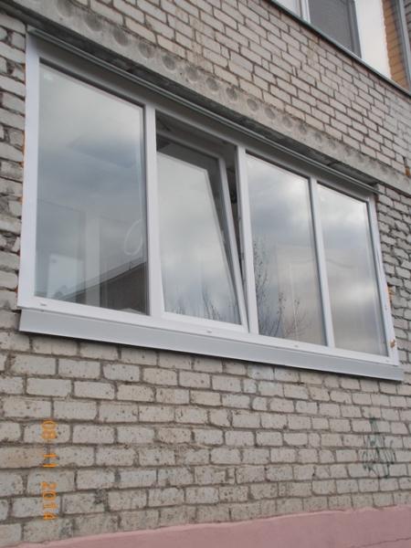 Как сделать балкон теплым? Использование ПВХ-профиля