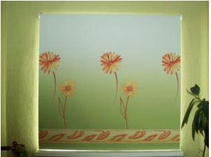 Жалюзи на окна рулонные фото