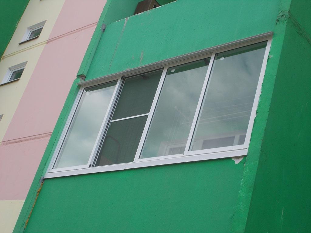 Остекление балкона в смоленске и брянске вегаавангард - перв.
