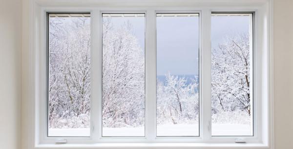 Окна тепло