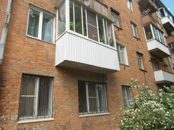Балконы цена фото