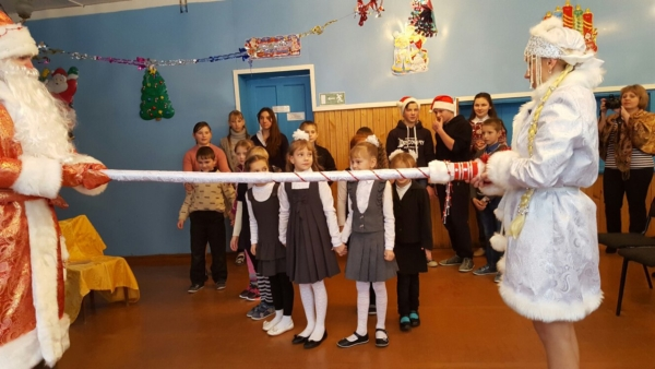 Благотворительность в Смоленске: пластиковые окна в школе от ВегаАвангард